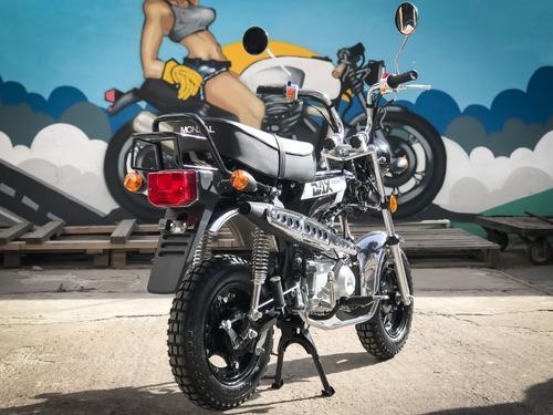 mondial dax 70 - pb motos bahia blanca