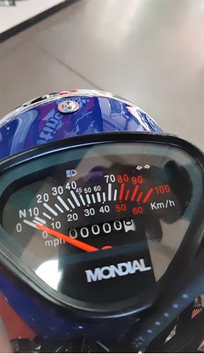 mondial dax 70cc 0km - envios a todo el pais.