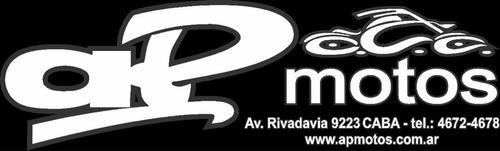 mondial fd 200 rs 0km refrigerado por agua autoport motos
