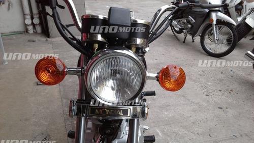 mondial hd 150 custom chopera