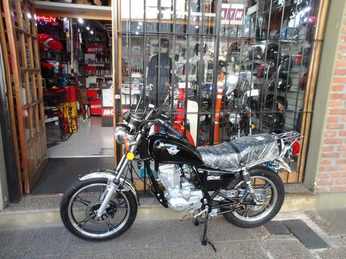 mondial hd 150cc custom. en motosfiori.