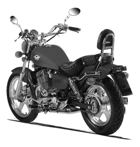 mondial hd 250 254 chopper custom  moto 0km urquiza motos