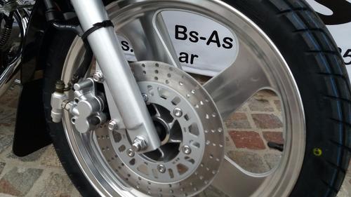 mondial hd 250 254 okm 2018 moto chopera bicilindrica