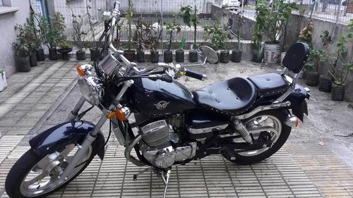 mondial hd 250 custom