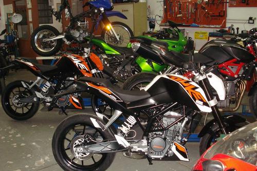 mondial kx 50 - 2009 - impecable
