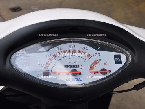 mondial  ld 110 h max aleacion/disco econo ahora 12
