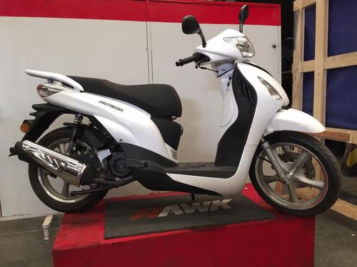 mondial md 150 scooter 0km financiacion tarjeta  dni motonet