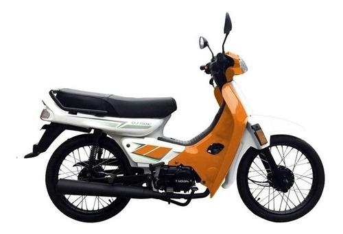 mondial qj 110cc e  arizona motos