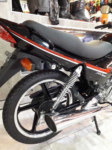 mondial rd 150 aleacion y disco okm tamburrino motos
