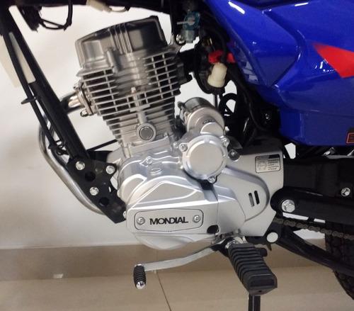 mondial rd 150 h 0km 150 full 2019 calle 999 motos quilmes