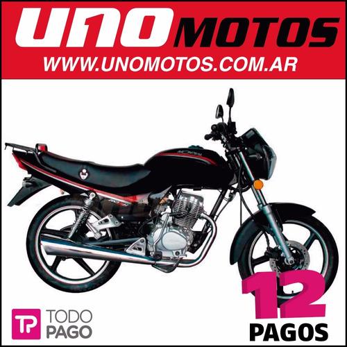 mondial rd 150 h full 0km calle unomotos !!!