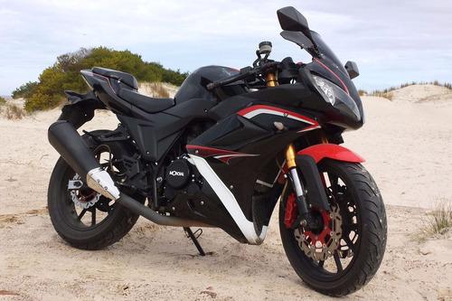 mondial rd250j deportiva 250cc excelente estado rdj250