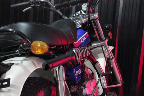 mondial rv 125 0km  moto 125 cc  hasta 18 cuotas!