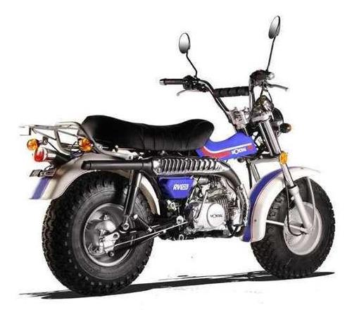 mondial rv 125 18 cuotas de $ 7232 !!! oeste motos