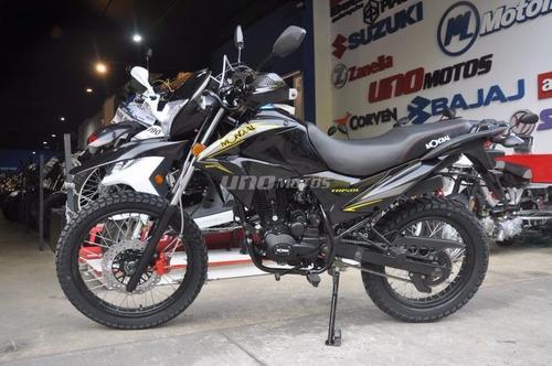 mondial td 150 l new model 150cc enduro motomel