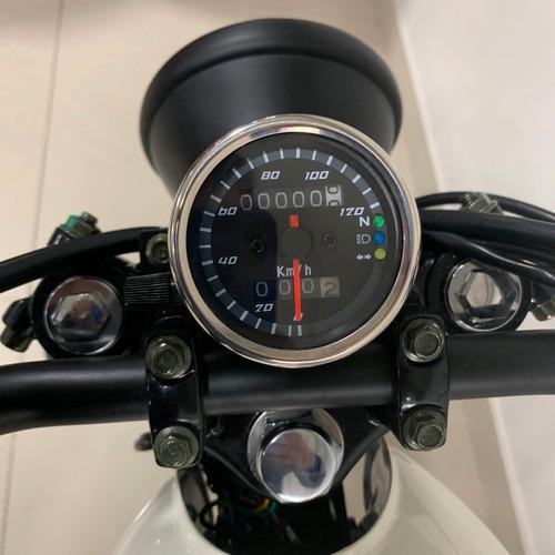 mondial w 150 s tracker moto cafe w-150 s-tracker 0km 2020