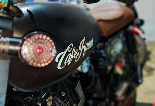 mondial w150 cafe racer 18 cuotas de $8593 oeste motos