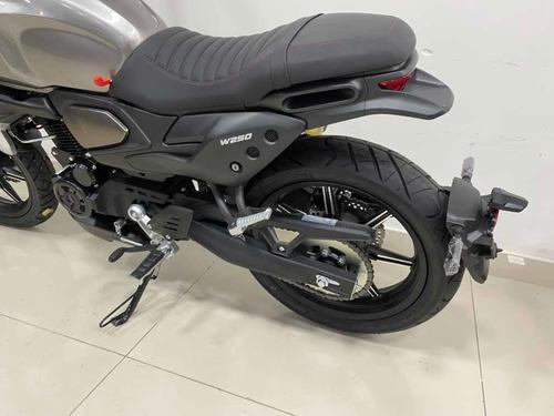 mondial w250 cafe racer 999 motos