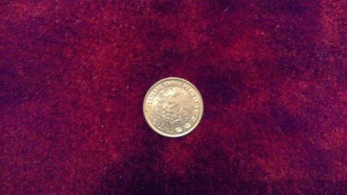 moneda 10 centavos elote