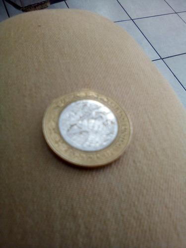 moneda $10 centro de plata muy buenas condiciones