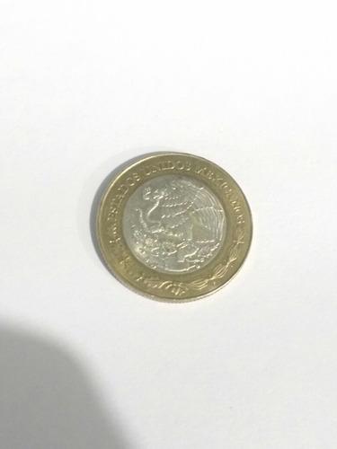 moneda 10 nuevos pesos centro de plata 1993 1992