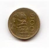 moneda 100 pesos venustiano carranza **coleccion *