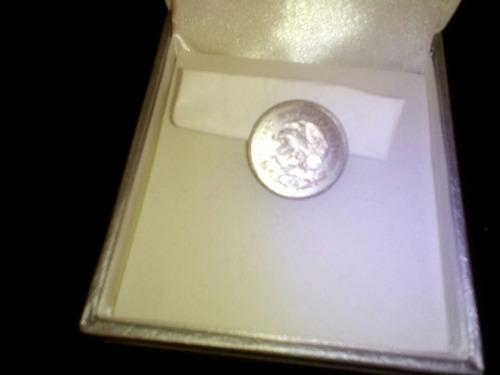 moneda 1950 balanza en plata