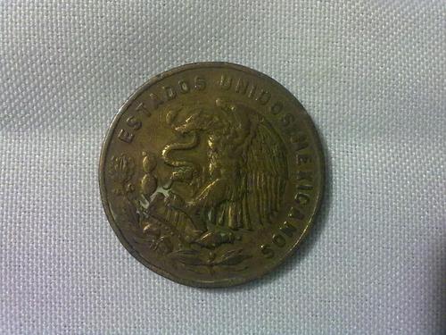 moneda 20 centavos 1966. css