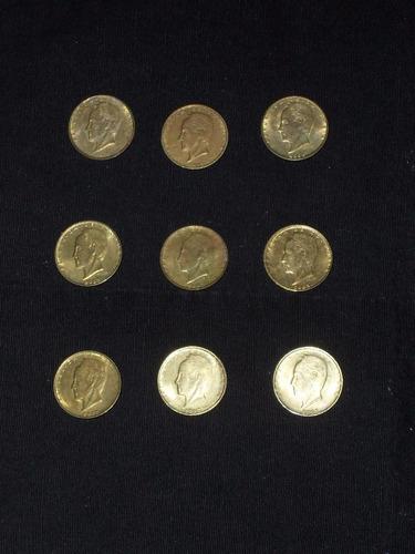 moneda 20 pesos colombia 2005- 2007