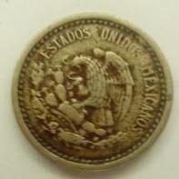moneda 5 centavos de 1936