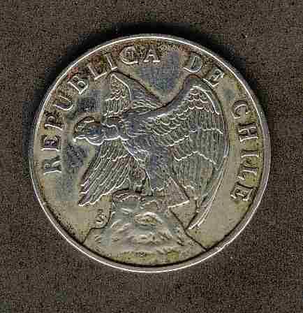 moneda 50 centavos año 1975