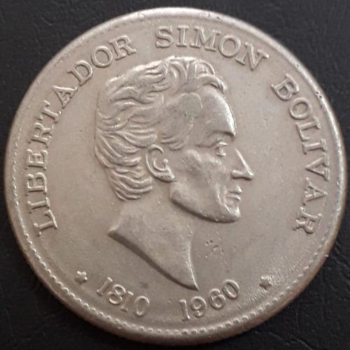 moneda 50 centavos colombia 1810-1960 (doble fecha)