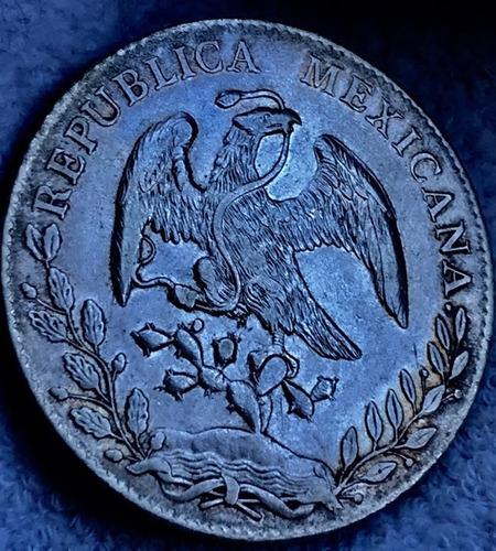 moneda 8 r alamos 1894 m l plata escasa  excelen envio grr