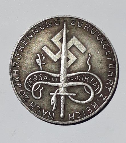 moneda alemania batalla de francia 1940