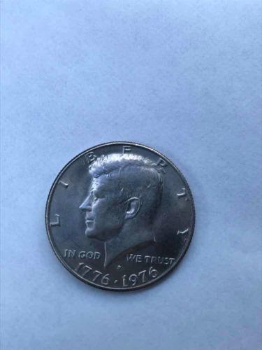 moneda antigua 1776.1976 lyberty