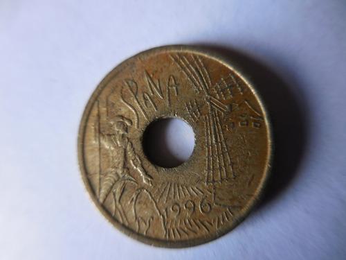 moneda antigua coleccionable 1996