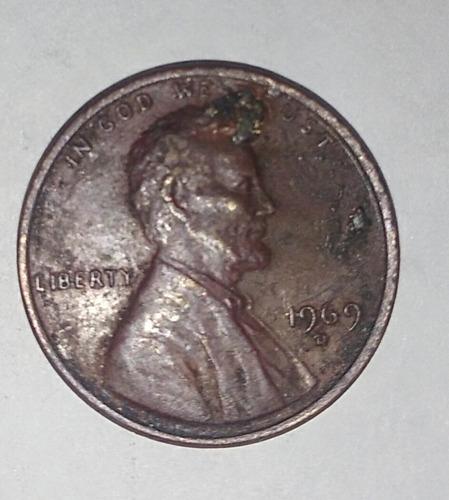 moneda antigua de estados unidos