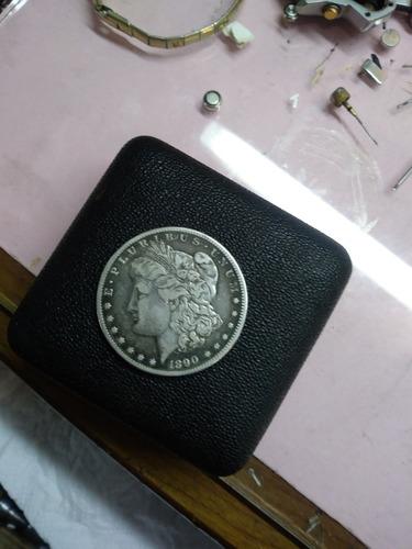 moneda antigua de estados unidos de 1890 a buen precio