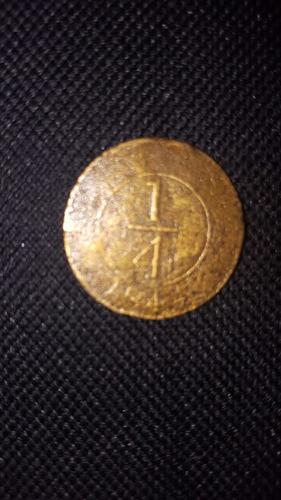 moneda antigua dominicana