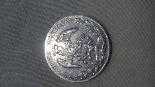 moneda antigua mexicana