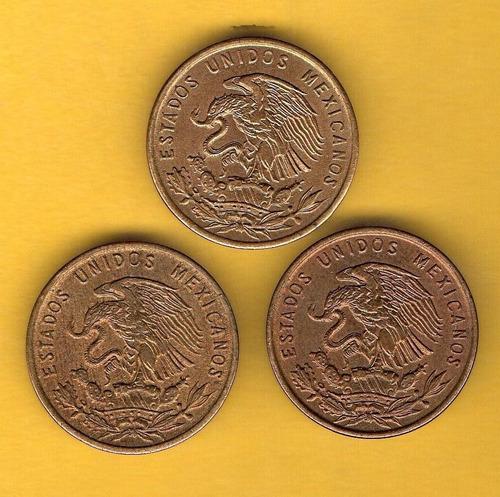moneda antigua un centavo espiga 1953                   c7