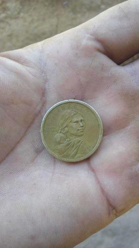 moneda antigua wampanoag 1621