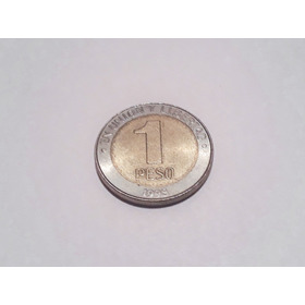Moneda Argentina $1 Edición Mercosur 1998