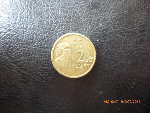 moneda australia 2 dollars 2004  -- primitivos (149z