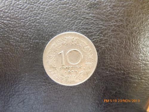 moneda austria 10 groschen 1925 (342z