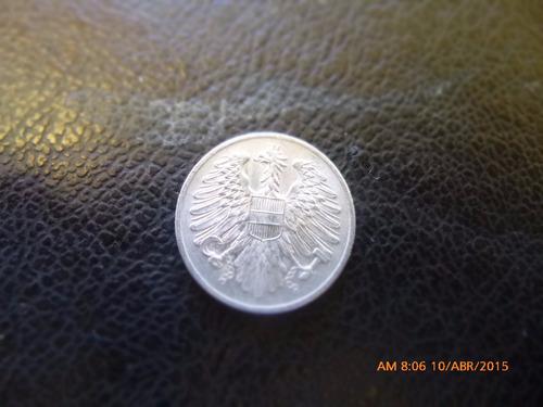 moneda austria 2 graschen 1954 (z346