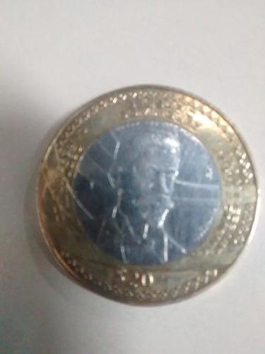 moneda belisario dominguez sin circular