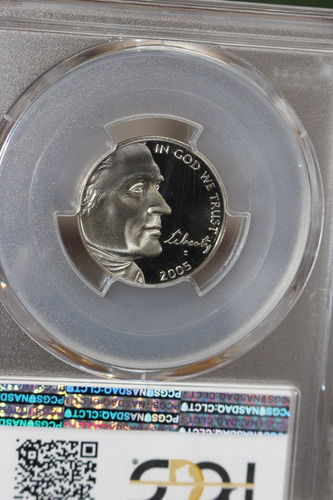moneda bison usa 2005 s