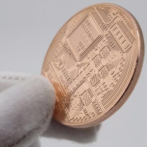 moneda bitcoin de coleccion lote 10 monedas