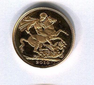 moneda britanica elizabeth 2 sovereign baño de oro.